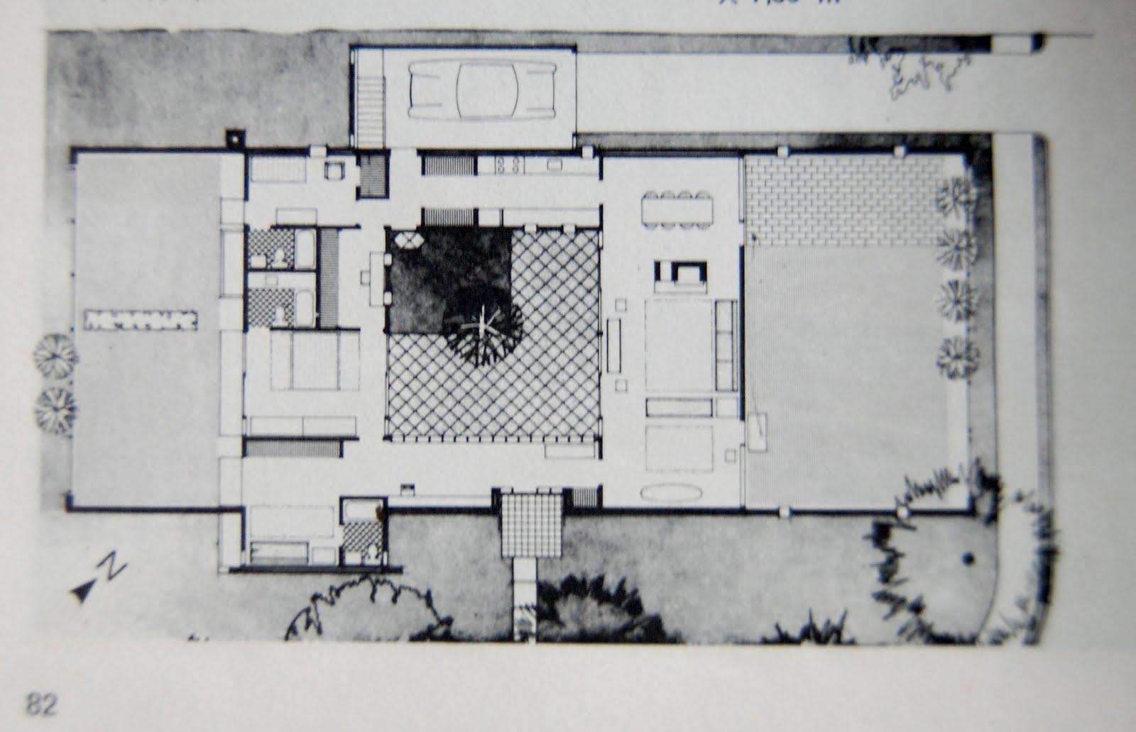Arquitectura 1 agg casa sert en cambridge josep lluis - Agg arquitectura ...