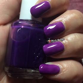 Essie No Shrinking violet