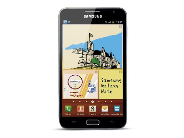SAMSUNG N7000 GALAXY