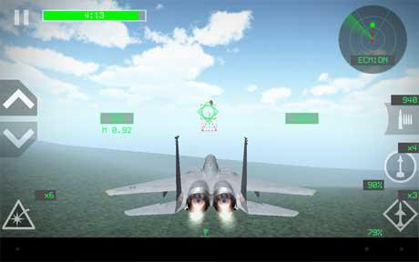 Strike Fighters V1.9.0 Apk + Mod