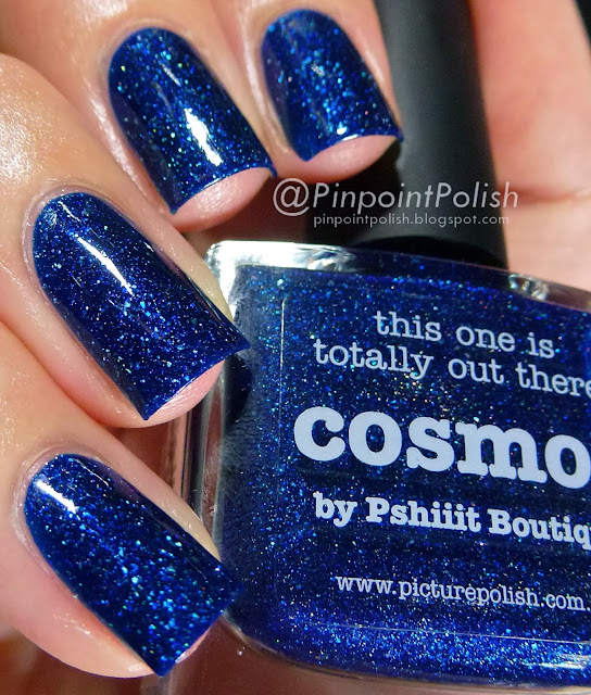 Cosmos, Picture Polish, swatch