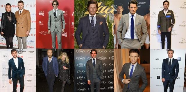 Seleccionamos a 10 de los hombres con más estilo del año
