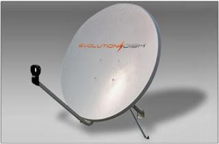 Antena Ku 80