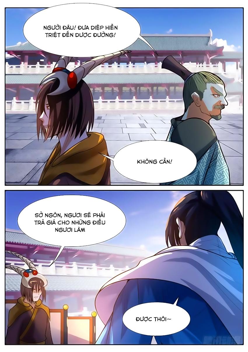 Ngự Thiên chap 18 - Trang 3
