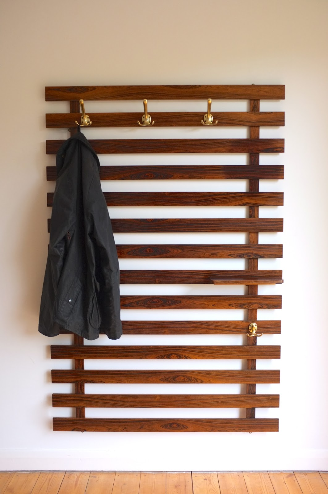 Antikmodern The Shop Mid Century Coat Rack