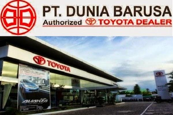 TOYOTA DUNIA BARUSA : WIRANIAGA, CRC, SECURITY, DRIVER, CLEANING SERVICE - KOTA BANDA ACEH DAN LHOKSEUMAWE, ACEH