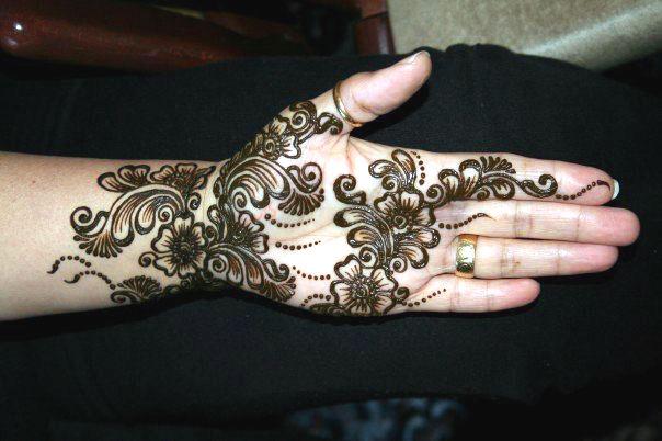 Mehndi For Dp : Facebook dp eid mehandi designs for girls pictures