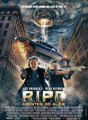 Filme Poster R.I.P.D: Agentes do Além R5 XviD Dual Audio & RMVB Dublado