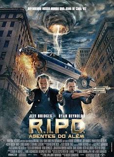 Filme Poster R.I.P.D: Agentes do Além WEBRip XviD & RMVB Dublado
