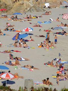 strand zonnesteek