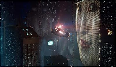 """Un nuevo mundo te espera y no te lo han contado Fotograma de """"Blade Runner"""""""