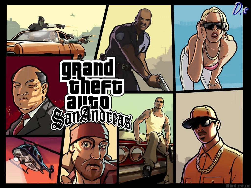 Grand Theft Auto San Andreas : Download gta san andreas full version mediafire