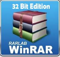 Download WinRAR x86 (32 bit) v4.11 Final + KeyReg