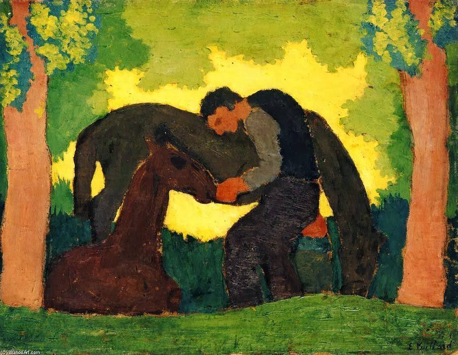 Edouard Vuillard Paintings Douard Vuillard