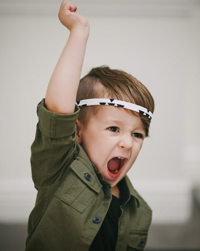 Fun and organic kids accessories by Kindred OAK for AW14