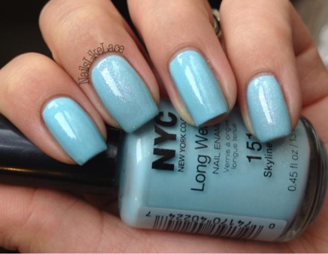 NailsLikeLace: Nail Polish Comparison // Duplicate Awareness: NYC\'s ...