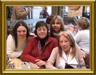 Adrimar, Mimí, Aliciar y Marta