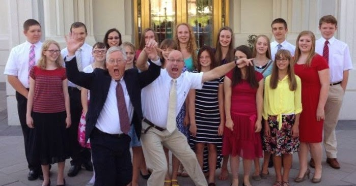 Come Follow Me LDS Youth Lesson Helps: Joy in His Service