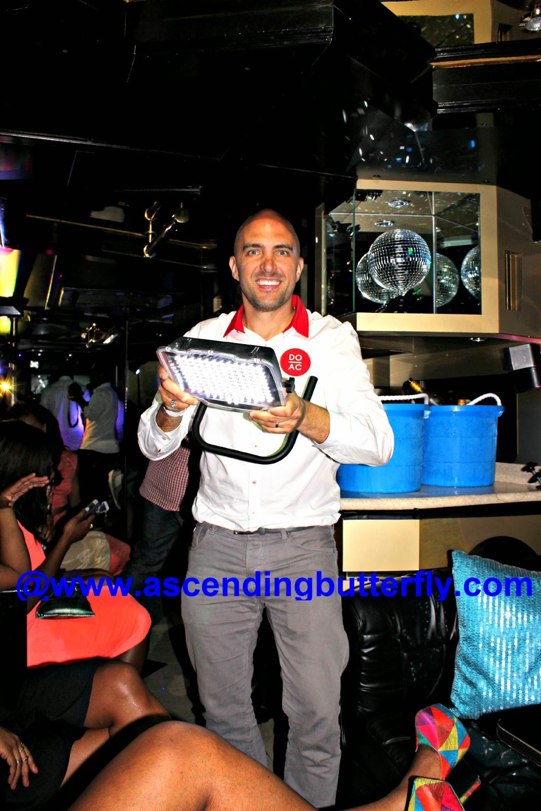 DJ Nigel Richards, #DOACNightlife Bus, Party Bus, Atlantic City, Visit AC, Atlantic City Alliance, DO AC, DO AC Nightlife