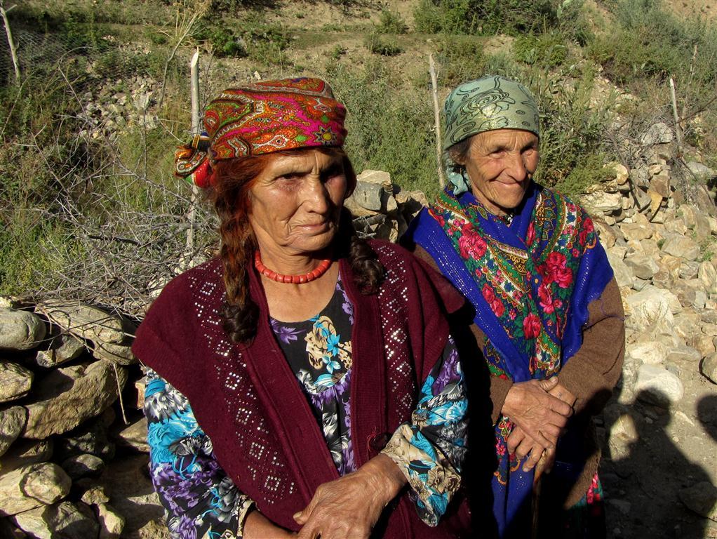 A Pinch of Salt: The beautiful people of Tajikistan