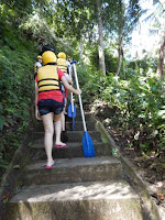 on the way steps to rafting office
