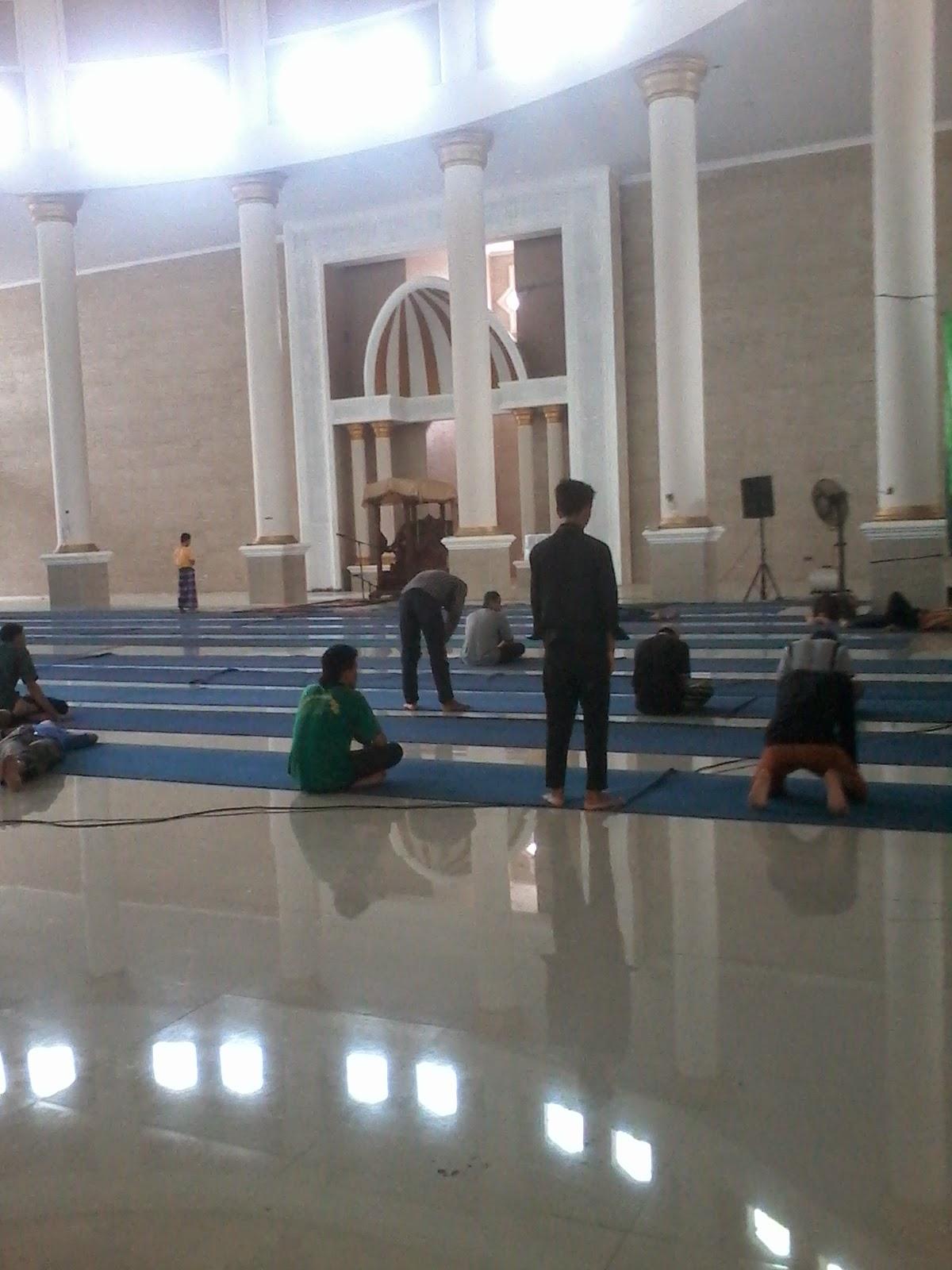 Masjid Taqwa Kota Metro Lampung