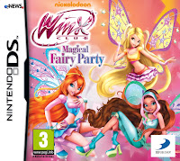 Winx Club: Magical Fairy Party &#8211; NDS