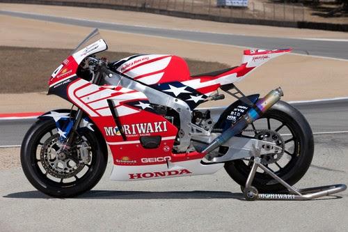 Honda Moriwaki Motorcycle Images