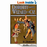 Dorothy and the Wizard in Oz (Oz Series Book 4) by L. Frank Baum