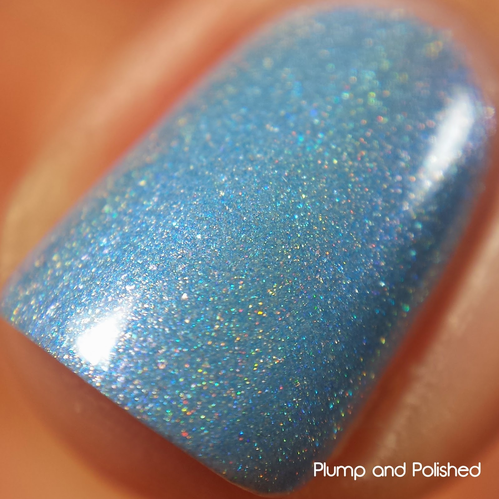 Blue-Eyed Girl Lacquer - The Innuendo Squad