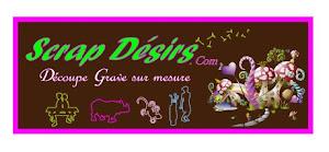 """sponsor """"Scrap désirs"""""""
