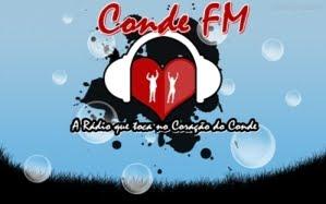 Ouça a Rádio Conde  FM