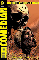 Before Watchmen: Comedian #5 Cover