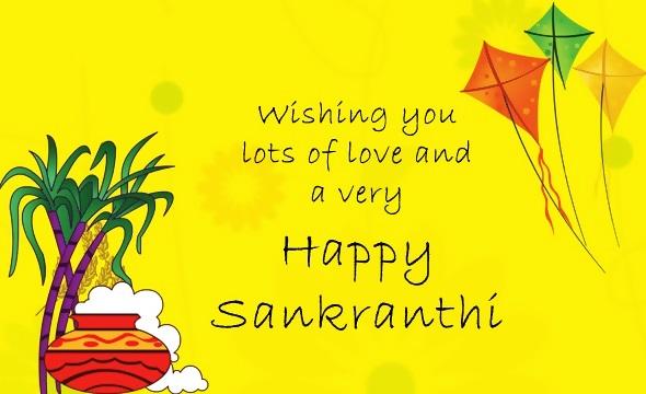 Happy Makar Sankranti 2017 Images Wishes [Status] Greetings SMS ...
