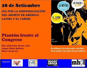 Miercoles 28: Plantn frente al Congreso