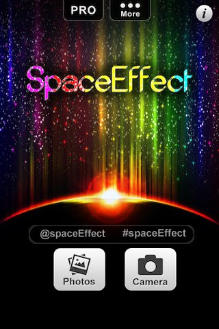 SpaceEffect FX Free App Game By Click2Mobile
