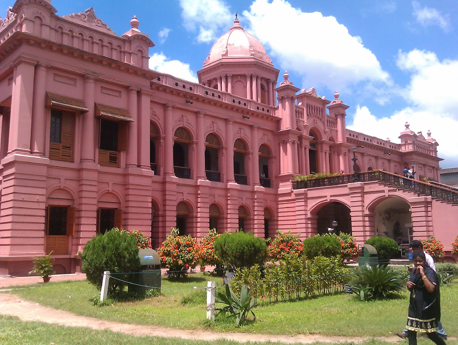 Lalbagh Fort and Ahsan Manzil (Historical place in Bangladesh)