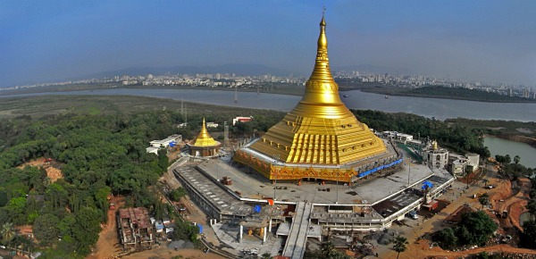 Image result for Global Vipassana Pagoda