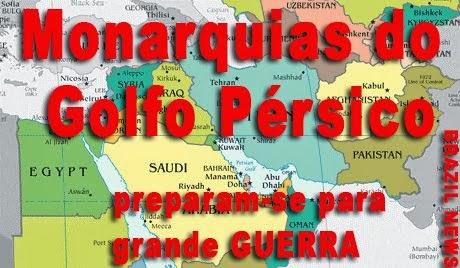 MONARQUIAS DO GOLFO