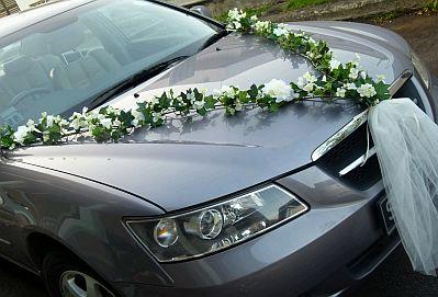 decoracion de coches para boda parte 2