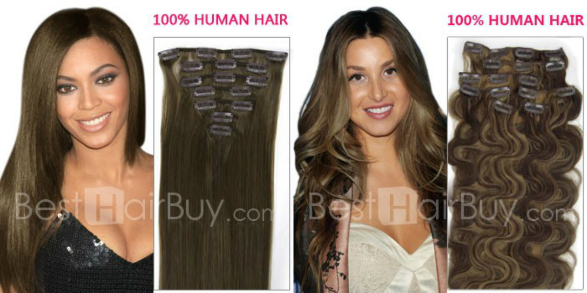 Hair extensions at Best Hair Buy