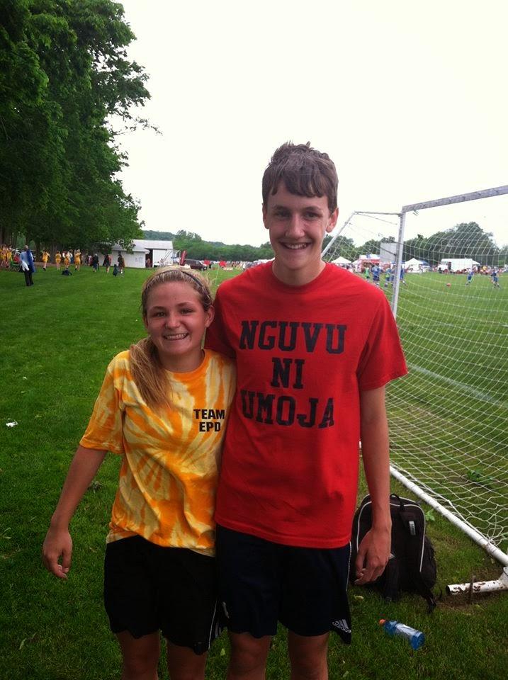 More Soccer Cousins