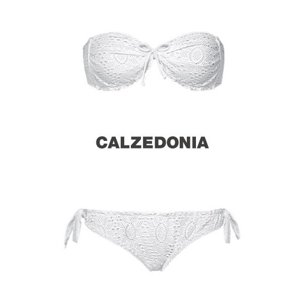 Calzedonia beachwear on Design and fashion recipes