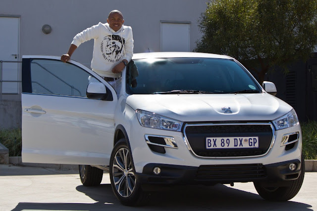 Peugeot Hooks Up Kurt Darren And Andile Jali Bmw Car