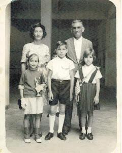 Irlandino Filho e família