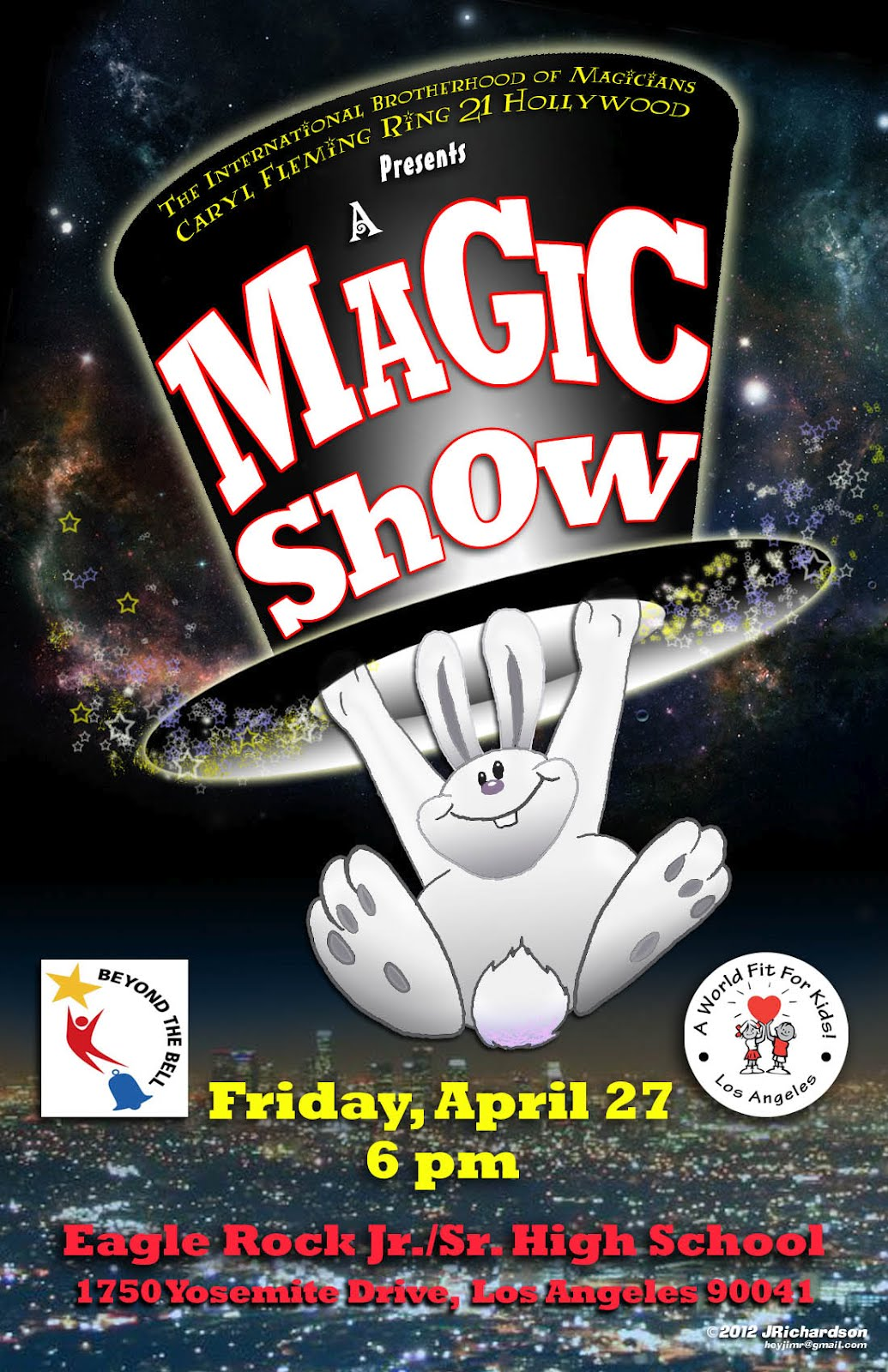 essay great magic show Video of gary the great's hysterical magic show for your kids birthday party, school assembly, communion, camp, based in brooklyn, new york 5 stars.