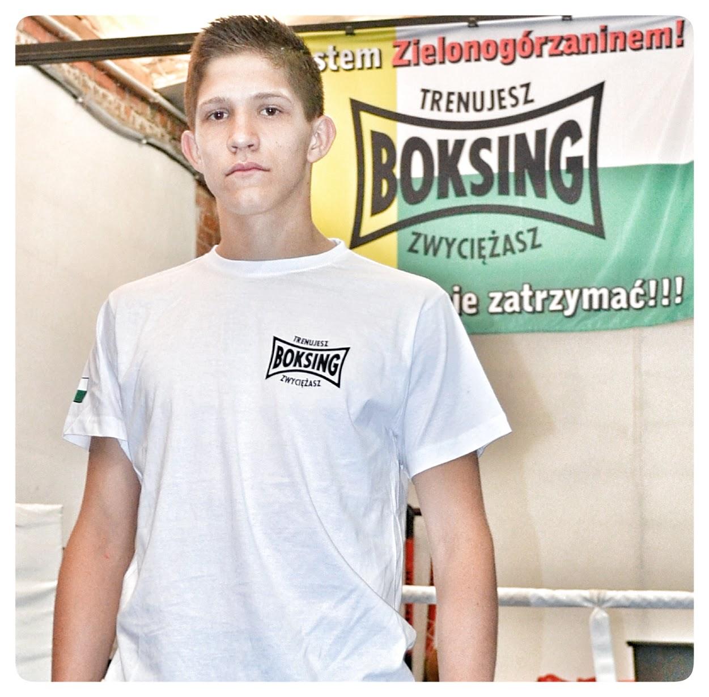 Mateusz Mejza, sporty walki, biegi, Zielona Góra, charytatywnie, treningi, młodzież