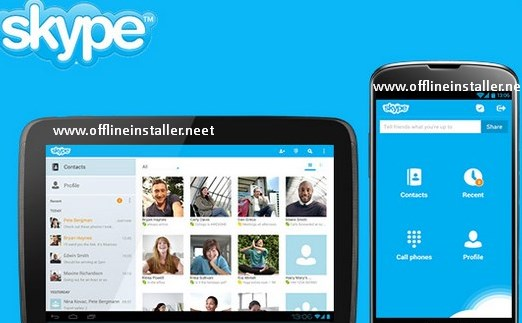 Download Skype Offline Installer Latest Version For Android