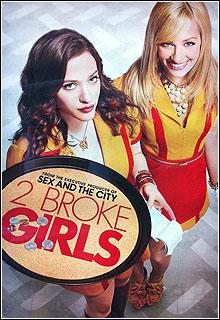 Download - 2 Broke Girls 1ª Temporada Completa HDTV 720p + Legenda
