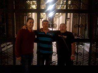 Longinos padre, Longinos hijo e Iván